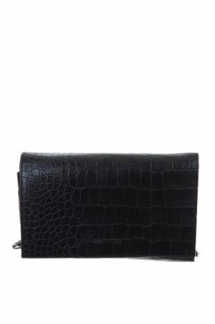 Γυναικεία τσάντα Comma,, Χρώμα Μαύρο, Δερματίνη, Τιμή 25,33€