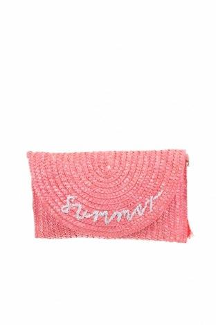 Дамска чанта Comma,, Цвят Розов, Други тъкани, Цена 35,60лв.