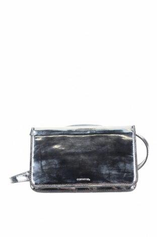Дамска чанта Comma,, Цвят Сив, Еко кожа, Цена 51,17лв.
