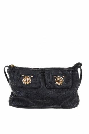 Дамска чанта Friis & Company, Цвят Черен, Еко кожа, Цена 19,64лв.