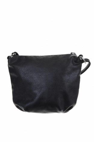 Дамска чанта H&M, Цвят Черен, Еко кожа, Цена 24,00лв.