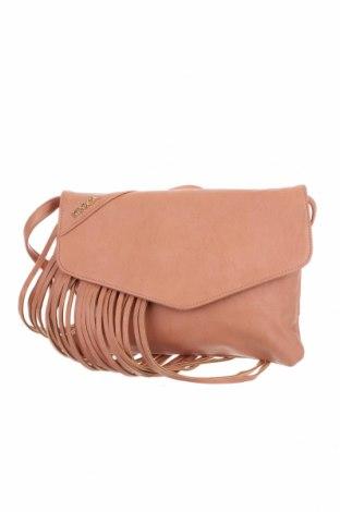 Дамска чанта Kocca, Цвят Розов, Еко кожа, Цена 40,12лв.