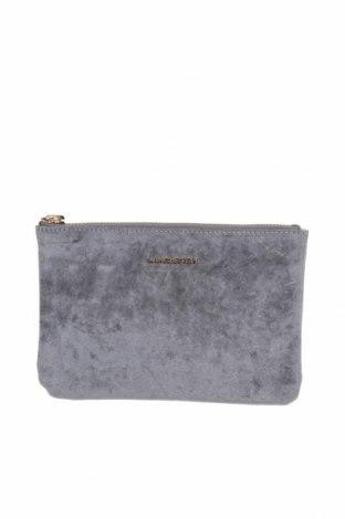 Дамска чанта Lancaster, Цвят Сив, Текстил, Цена 30,24лв.