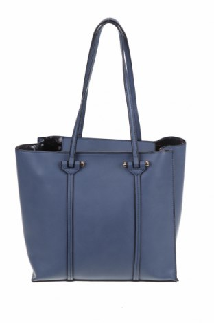 Дамска чанта Lola Paltinger, Цвят Син, Еко кожа, Цена 51,19лв.