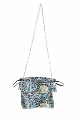 Дамска чанта Morris & Co x H&M, Цвят Многоцветен, Текстил, Цена 43,05лв.