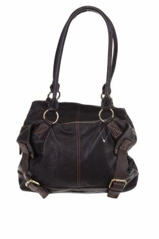 Дамска чанта Picard, Цвят Кафяв, Естествена кожа, Цена 62,21лв.