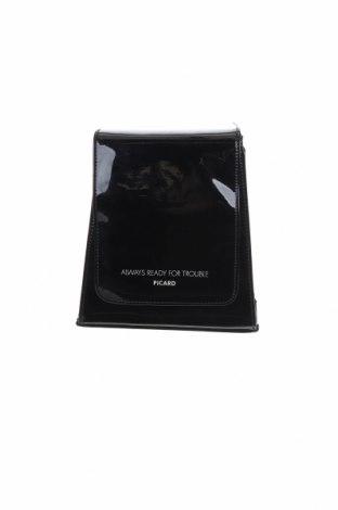 Дамска чанта Picard, Цвят Черен, Еко кожа, Цена 40,12лв.