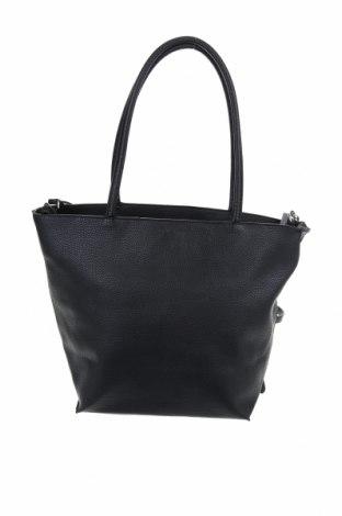 Γυναικεία τσάντα S.Oliver, Χρώμα Μαύρο, Δερματίνη, Τιμή 25,98€
