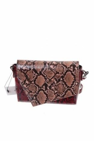 Дамска чанта Vero Moda, Цвят Многоцветен, Еко кожа, Цена 44,20лв.