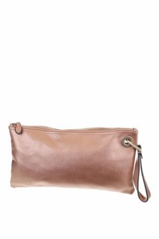 Дамска чанта Warehouse, Цвят Бежов, Еко кожа, Цена 19,11лв.
