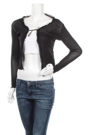 Cardigan de damă Tally Weijl, Mărime XS, Culoare Negru, Preț 7,35 Lei