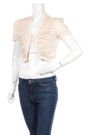 Дамска жилетка Zara Trafaluc, Размер S, Цвят Розов, Цена 11,76лв.