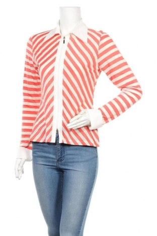 Γυναικείο πουκάμισο, Μέγεθος S, Χρώμα Λευκό, 94% βισκόζη, 6% ελαστάνη, Τιμή 1,59€