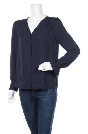 Дамска риза, Размер M, Цвят Син, Цена 8,03лв.