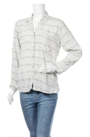 Дамска риза, Размер S, Цвят Бял, Вискоза, Цена 3,00лв.