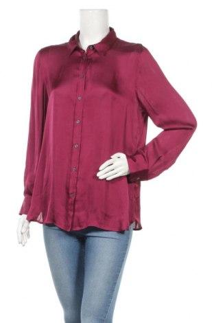 Γυναικείο πουκάμισο Banana Republic, Μέγεθος L, Χρώμα Ρόζ , Πολυεστέρας, Τιμή 49,87€