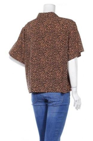 Γυναικείο πουκάμισο Be You, Μέγεθος XXL, Χρώμα Μαύρο, Πολυεστέρας, Τιμή 16,24€