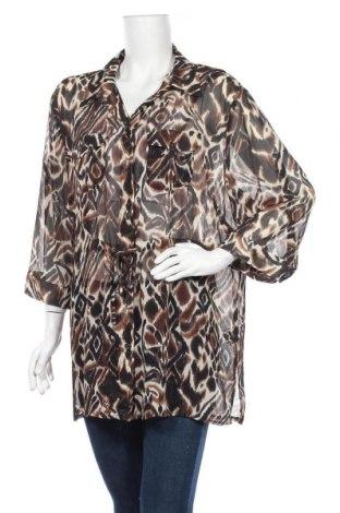 Дамска риза Biaggini, Размер XXL, Цвят Многоцветен, Полиестер, Цена 5,99лв.