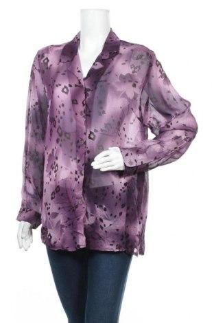 Дамска риза Biaggini, Размер L, Цвят Лилав, Вискоза, Цена 5,55лв.