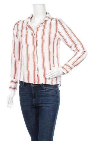 Дамска риза Bik Bok, Размер XS, Цвят Бял, Вискоза, Цена 4,20лв.