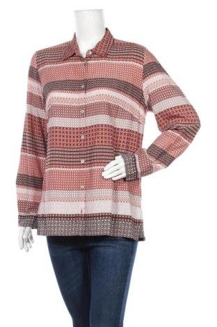 Дамска риза Brandtex, Размер L, Цвят Многоцветен, Вискоза, Цена 16,17лв.