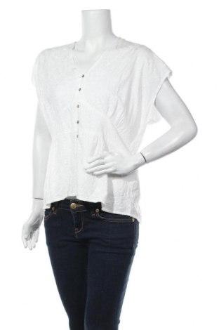 Дамска риза Camaieu, Размер M, Цвят Бял, Цена 22,68лв.