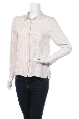 Дамска риза Comma,, Размер S, Цвят Бежов, Вискоза, Цена 9,20лв.