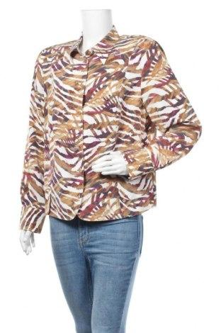 Дамска риза Erfo, Размер XL, Цвят Многоцветен, 97% полиестер, 3% еластан, Цена 9,45лв.