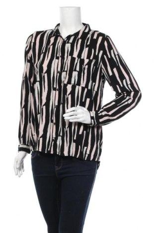 Дамска риза Garcia Jeans, Размер L, Цвят Многоцветен, Вискоза, Цена 5,78лв.
