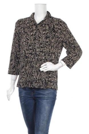 Дамска риза Gerry Weber, Размер XL, Цвят Черен, Полиестер, Цена 10,87лв.