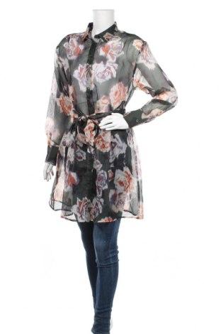 Дамска риза Gina Tricot, Размер M, Цвят Многоцветен, Цена 15,12лв.