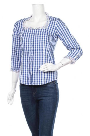 Дамска риза Gloriette, Размер XS, Цвят Бял, Памук, Цена 7,56лв.