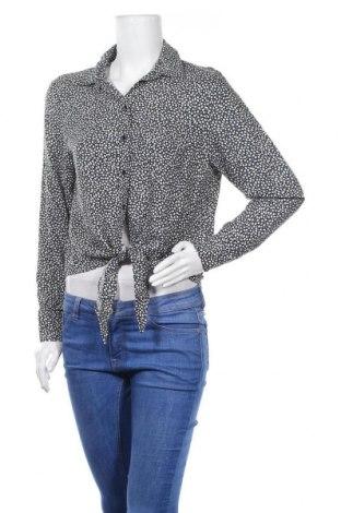 Дамска риза H&M, Размер S, Цвят Многоцветен, Вискоза, Цена 5,48лв.