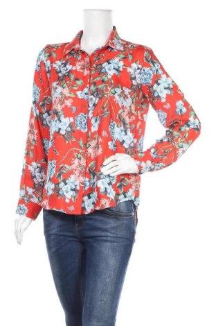 Дамска риза H&M, Размер S, Цвят Многоцветен, Вискоза, Цена 8,03лв.