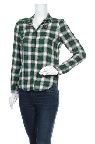 Дамска риза H&M, Размер S, Цвят Многоцветен, Вискоза, Цена 7,56лв.