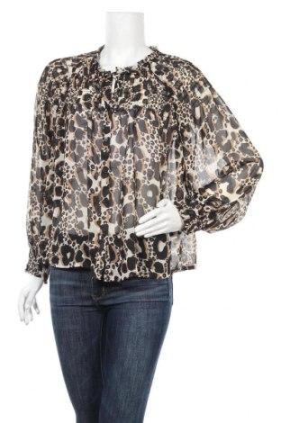 Дамска риза Papaya, Размер M, Цвят Многоцветен, Полиестер, Цена 7,56лв.