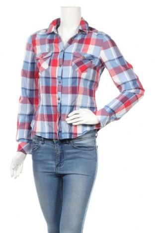 Γυναικείο πουκάμισο H&M Divided, Μέγεθος M, Χρώμα Πολύχρωμο, Βαμβάκι, Τιμή 3,56€