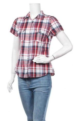 Дамска риза H&M L.O.G.G., Размер L, Цвят Многоцветен, Памук, Цена 17,96лв.