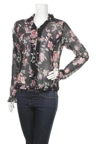 Дамска риза Harmony, Размер S, Цвят Черен, Полиестер, Цена 6,62лв.