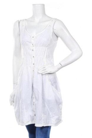Γυναικείο πουκάμισο Jacky-O, Μέγεθος S, Χρώμα Λευκό, Βαμβάκι, Τιμή 5,23€