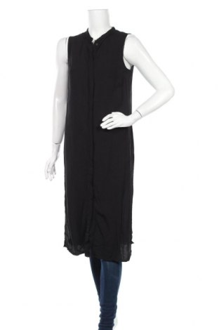 Γυναικείο πουκάμισο Just Female, Μέγεθος XS, Χρώμα Μαύρο, Βισκόζη, Τιμή 13,93€