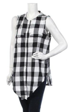 Γυναικείο πουκάμισο Kookai, Μέγεθος XL, Χρώμα Μαύρο, Τιμή 10,52€