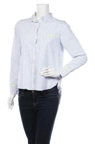 Дамска риза Krystall, Размер S, Цвят Бял, Памук, Цена 9,98лв.