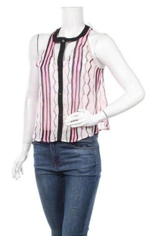 Γυναικείο πουκάμισο Lush, Μέγεθος S, Χρώμα Πολύχρωμο, Πολυεστέρας, Τιμή 6,37€