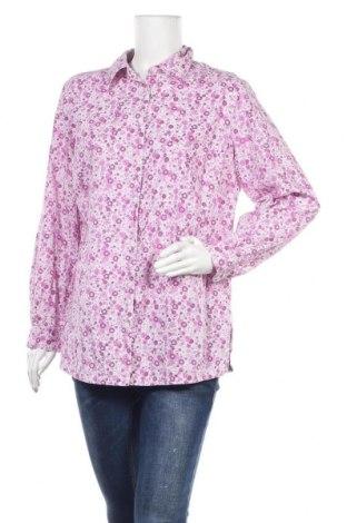 Дамска риза M. Collection, Размер XL, Цвят Лилав, Памук, Цена 10,40лв.