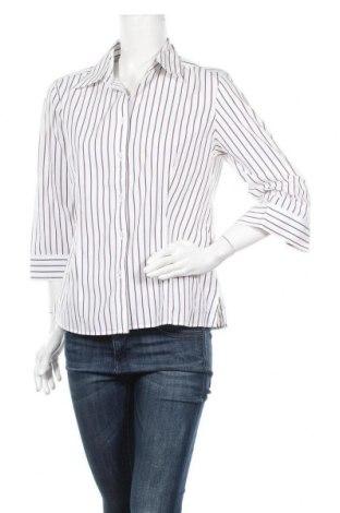 Дамска риза Marco Pecci, Размер L, Цвят Бял, Цена 10,40лв.