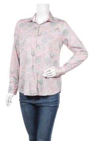 Дамска риза Milano Italy, Размер M, Цвят Многоцветен, Памук, Цена 9,98лв.