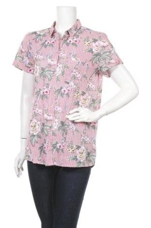 Дамска риза Montego, Размер L, Цвят Многоцветен, Памук, Цена 11,50лв.