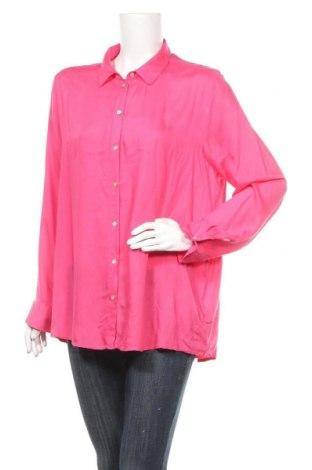 Дамска риза Montego, Размер XL, Цвят Розов, Вискоза, Цена 15,12лв.