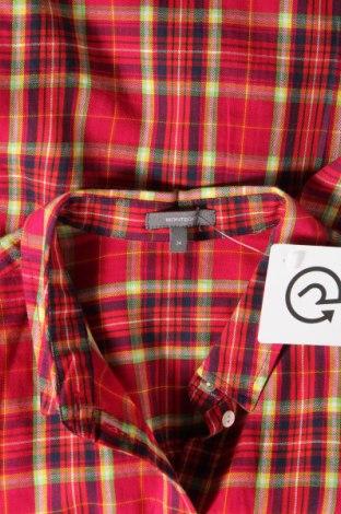 Дамска риза Montego, Размер XS, Цвят Многоцветен, Вискоза, Цена 15,12лв.